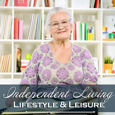 Independent living enrichment opportunities at Glenwood Place Senior Living