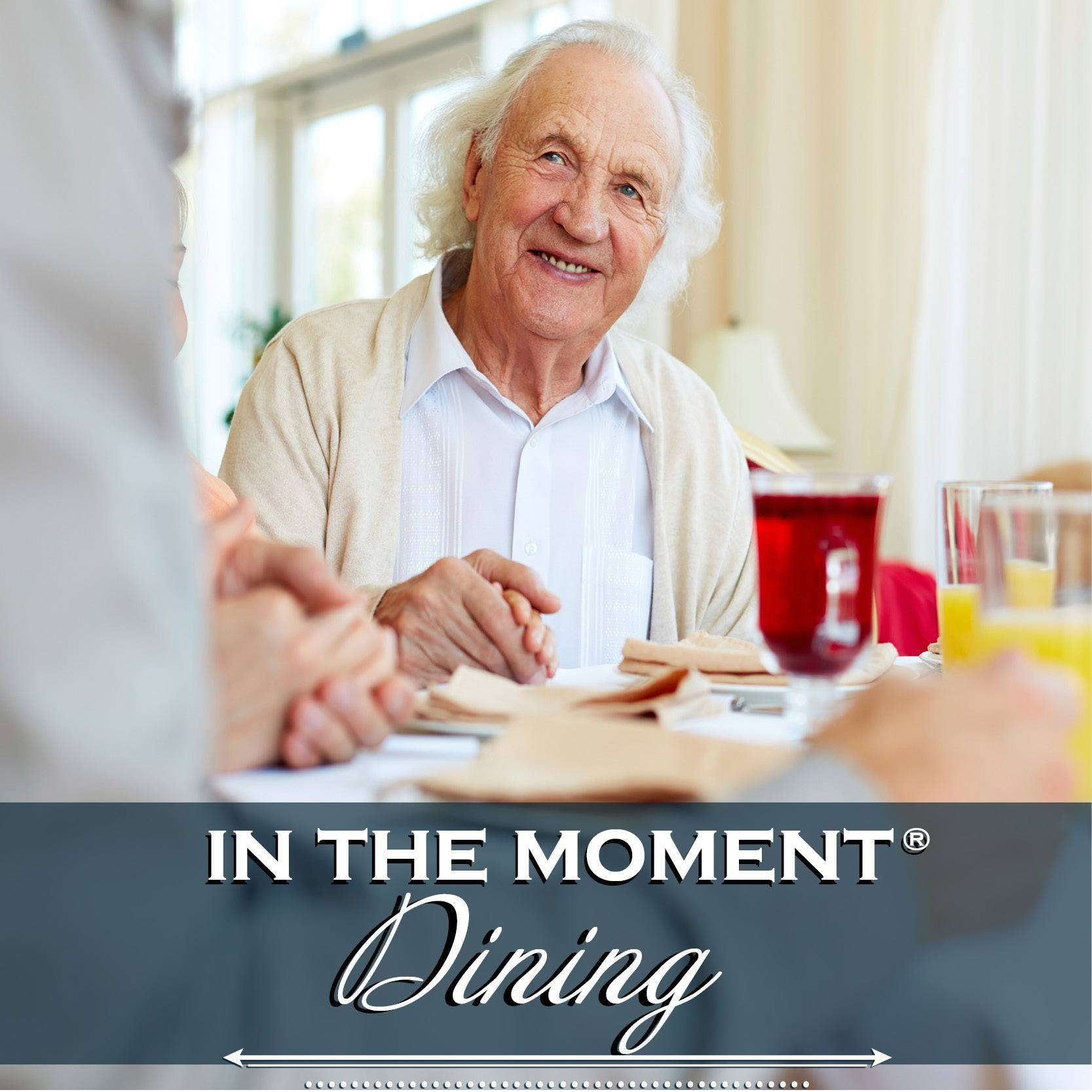 In the Moment Dining at Hillcrest Memory Care