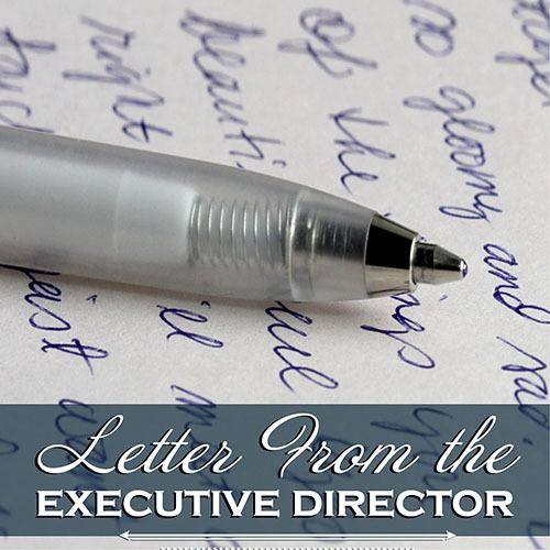 Letter From the Director at Indianhead Estates Residential Care.