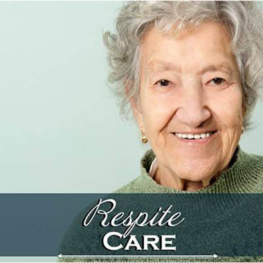 Respite Care Patient at Dorian Place Assisted Living in Ontario.