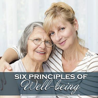 Six Elements of Wellbeing at Pheasant Ridge Senior Living