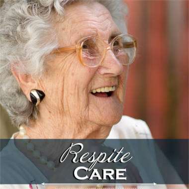 Respite Care at Caliche Senior Living