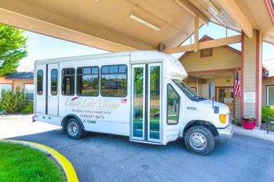 Susanville bus