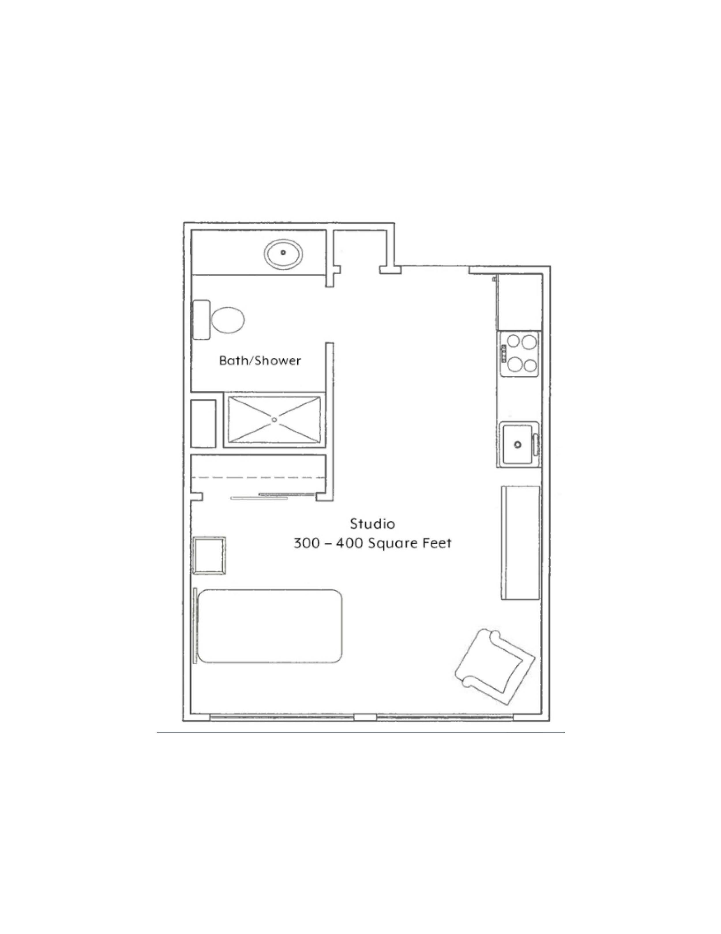 Senior Living Floor Plans Harbour Pointe Senior Living