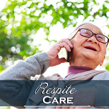 Happy Independent Living Resident at Maple Leaf Assisted Living & Memory Care.
