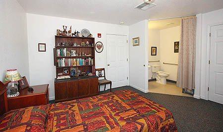 Large Room at Oak Terrace Memory Care