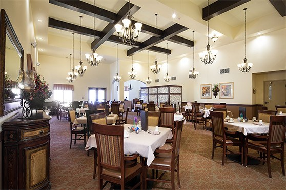 senior living in kingman, az | white cliffs senior living