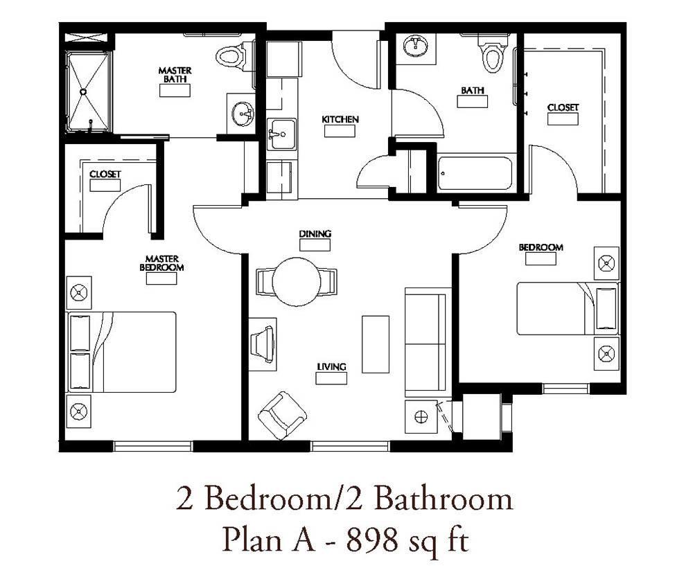 100 Retirement Floor Plans A Frame House Plans