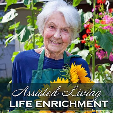 In the Moment Life Enrichment at Indianhead Estates Residential Care