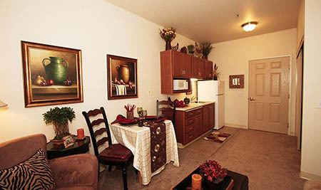 Apartment at The Meadows - Assisted Living in Elk Grove