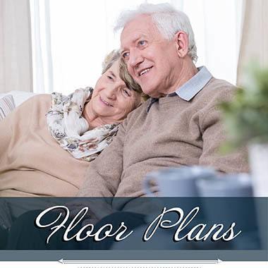 Floor Plans at Heatherwood Senior Living