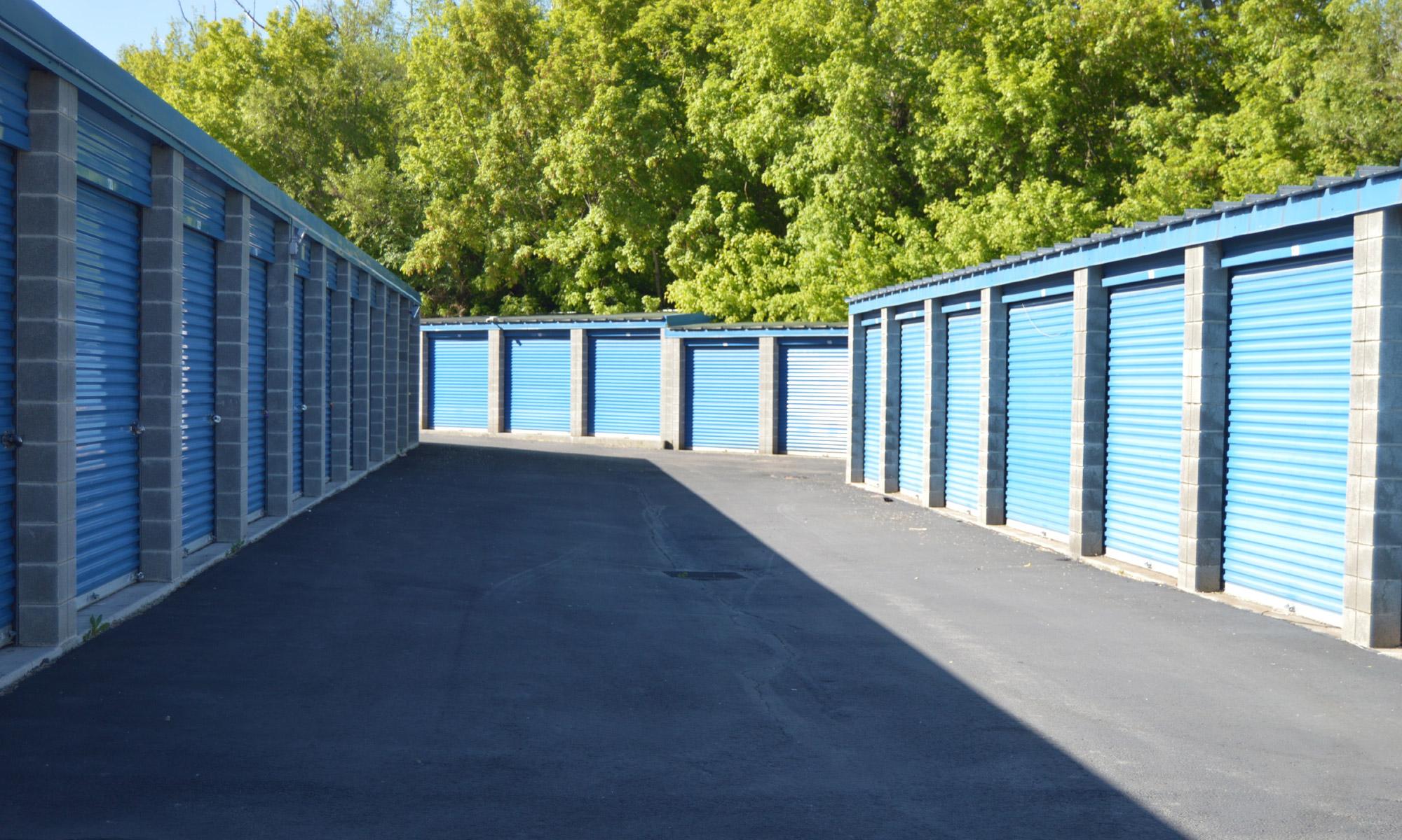 Self storage in Springville UT