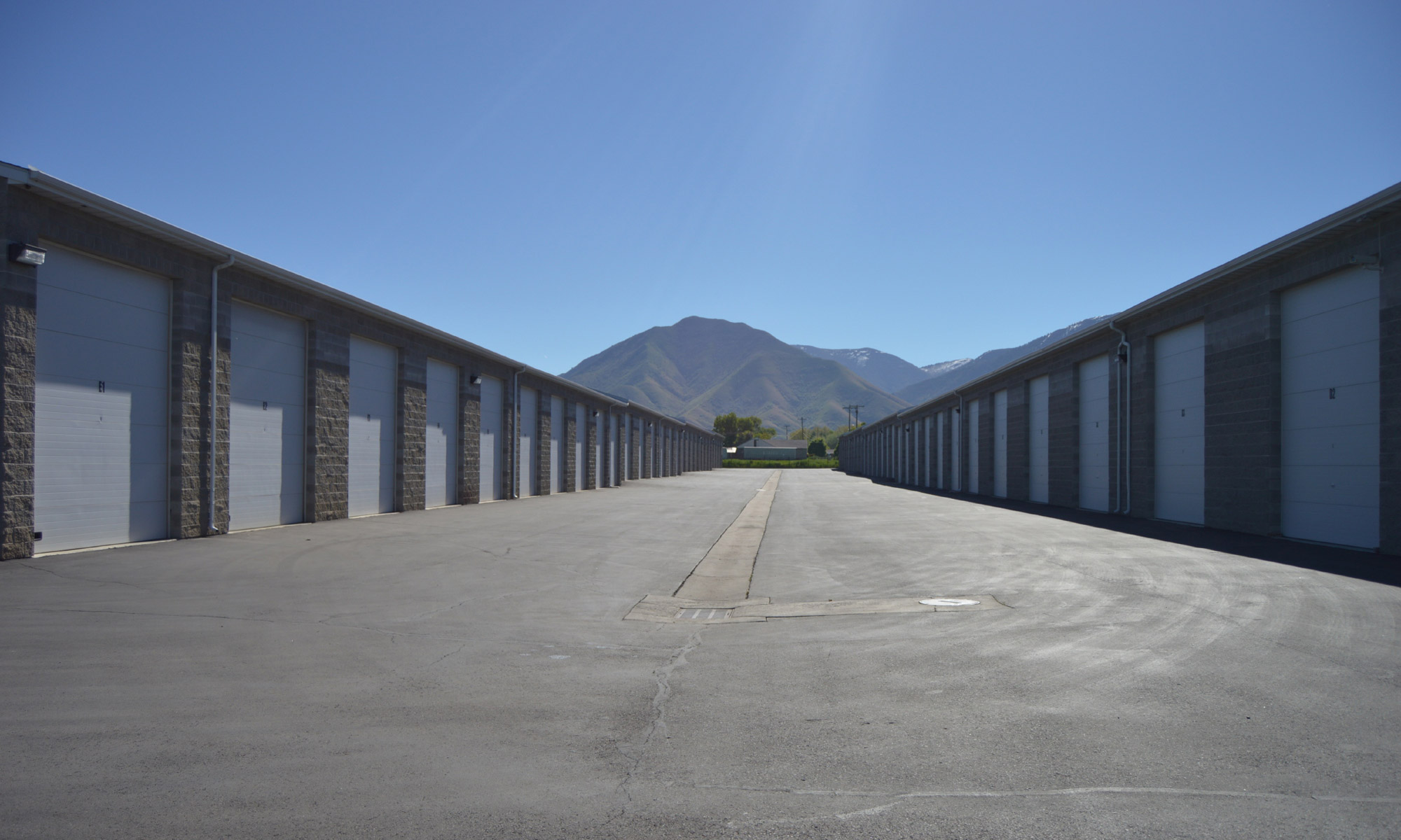 Self storage in Mapleton UT