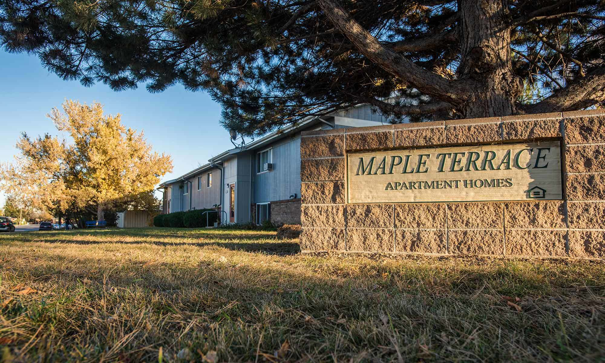 Learn more about our affordable apartments in Loveland, CO, at Maple Terrace.