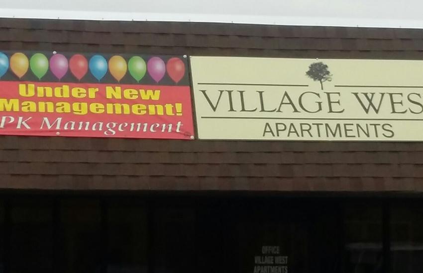 Village West apartments under new management