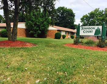 Affordable apartments in Smithfield at Johnson Court Apartments!