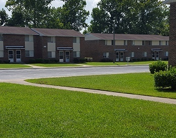 Welcome to Peachtree Court Apartments in Ahoskie, NC.