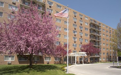 Exterior At Our Senior Apartments in Findlay, OH