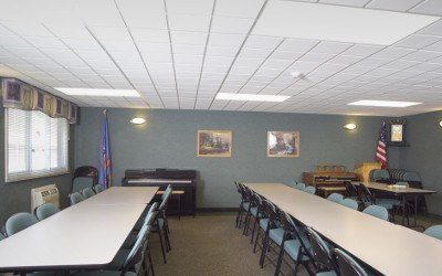 Meeting Room At Our Senior Apartments in Findlay, OH