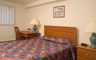 Bedroom At Our Erie Pa Senior Living Community