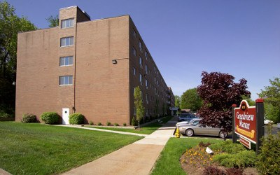 Front Of Our Erie Pa Senior Living Community