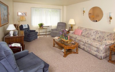 Spacious Living At Our Erie Pa Senior Living Community