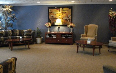 Lounge At Our Sharon Pa Senior Living Community