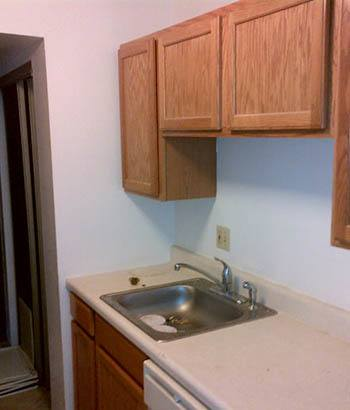 Merveilleux Kitchen At Fox Hill Apartments In St. Charles