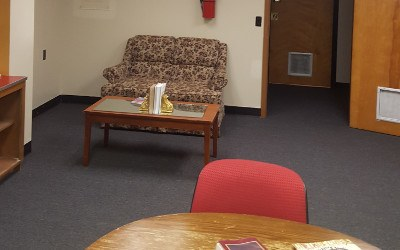 Study Area at Patten Towers in Chattanooga