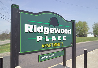Welocome to Ridgewood Place Apartments in Wintersville.