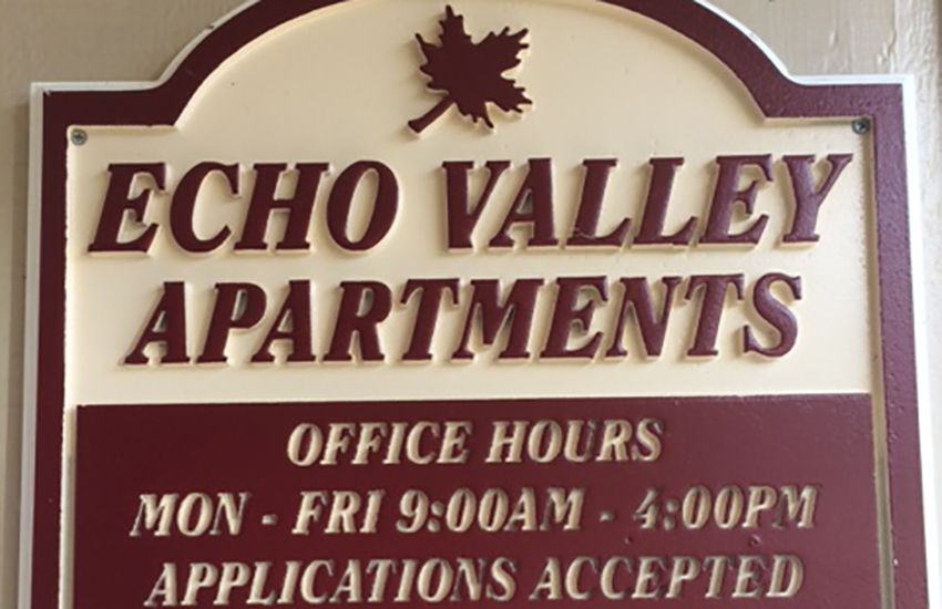 Echo Valley Apartments in West Warwick is situated in a nice neighborhood.
