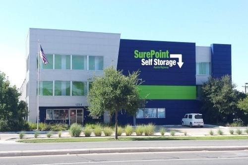 SurePoint Self Storage Austin Highway location