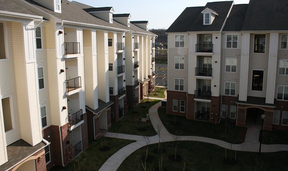 Courtyard at Potomac Square