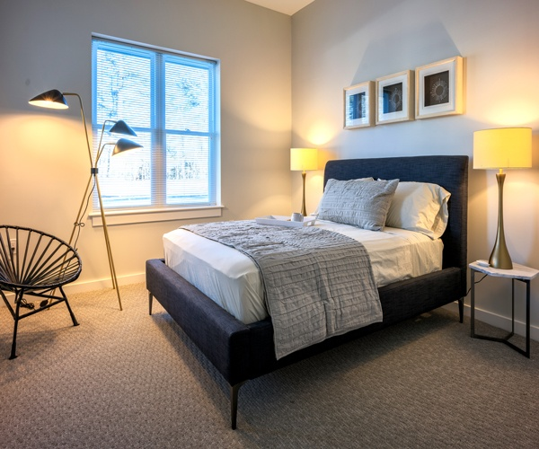 1 bedroom apartment at The Elm at Island Creek Village in Duxbury, MA