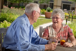 Contact Us to learn more about our wonderful senior living locations.