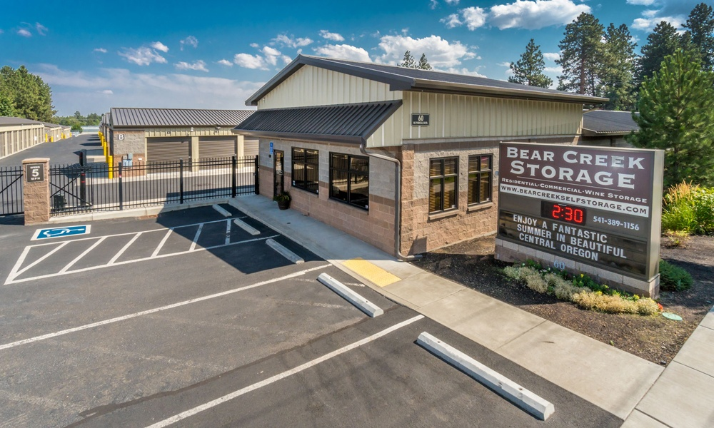 Bear Creek Storage in BendOR