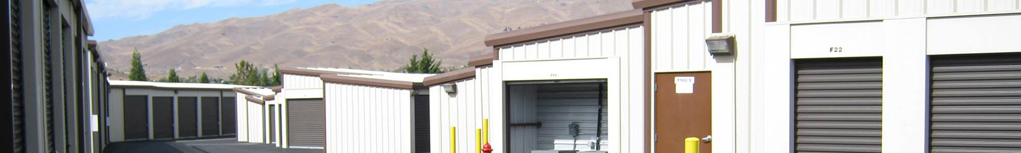 Storage Unit Size Options & Self Storage Reno NV | Storage Unit Sizes u0026 Prices