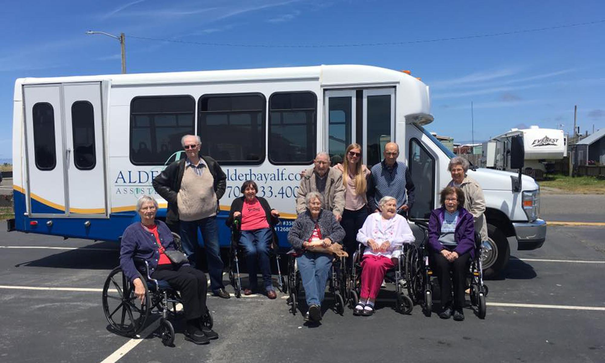 Senior living in Eureka, CA