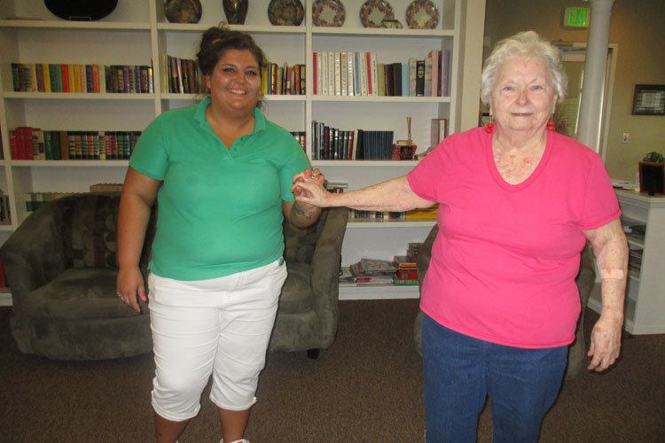 Welcome home to Garden Square of Greeley Assisted Living and Memory Care.