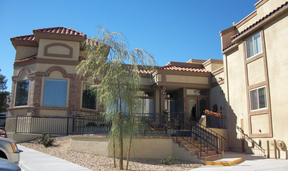 Welcome home to Lakeview Terrace of Boulder City.
