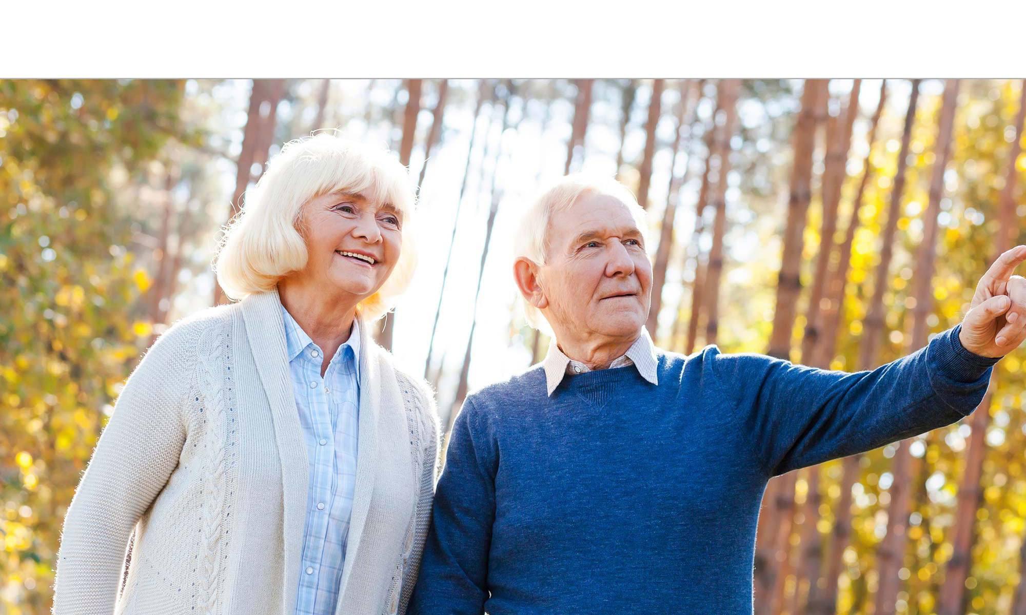 Senior living in La Pine, OR