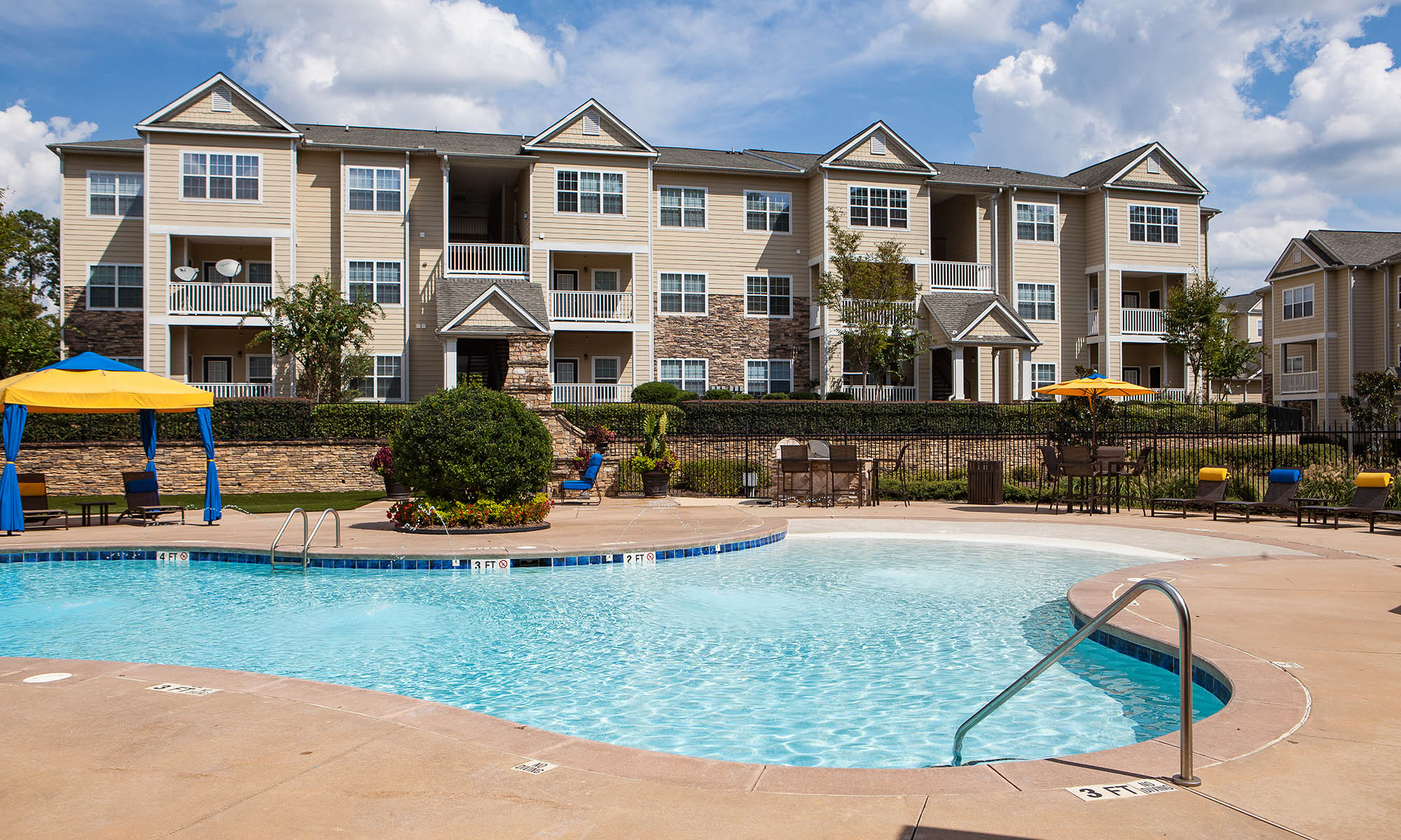 Welcome to The Parke at Oakley in Fairburn, GA