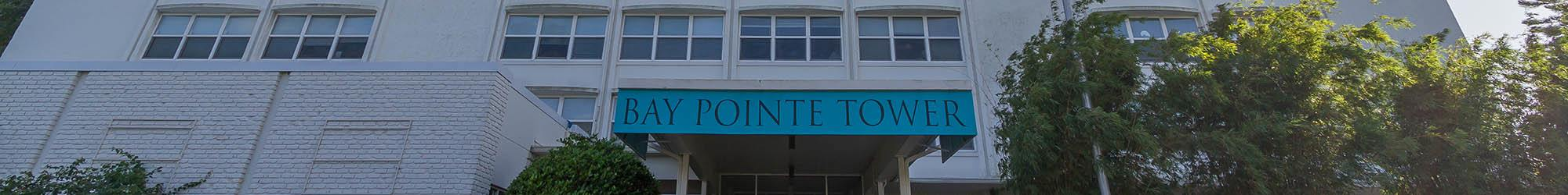 Contact Bay Pointe Tower for information about our apartments in South Pasadena