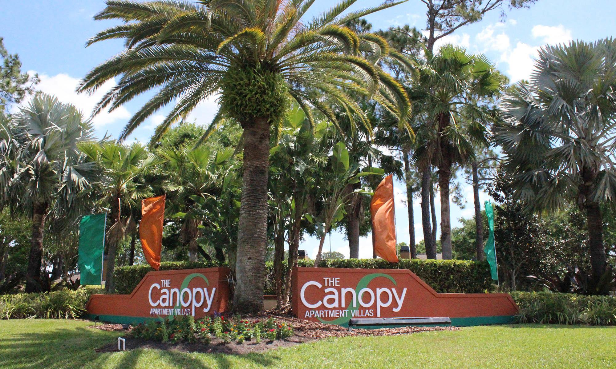 Welcome to Canopy Apartment Villas in Orlando, FL
