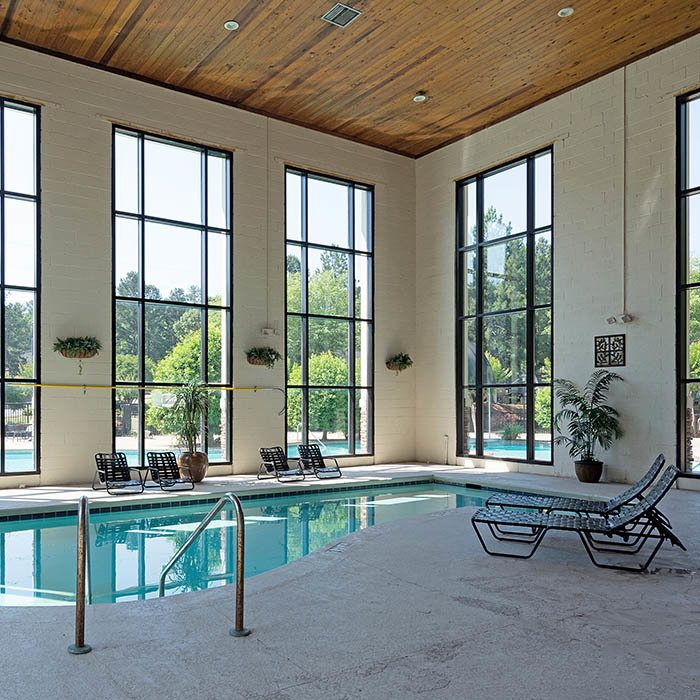 Landmark at Mountainview offers an impressive list of features and amenities in Stone Mountain