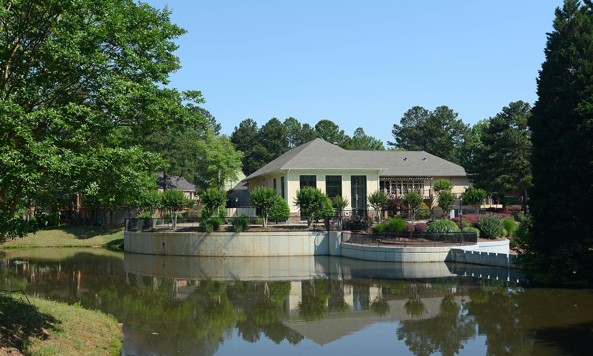 Welcome to Landmark at Mountainview in Stone Mountain, GA