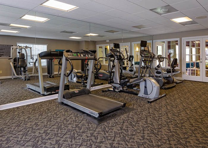 Central on the Green offers an impressive list of features and amenities in Raleigh
