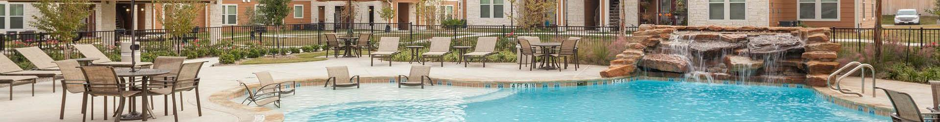 Pet-friendly apartments in San Marcos