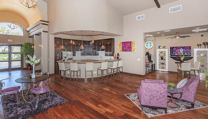 Verandas at Alamo Ranch offers an impressive list of features and amenities in San Antonio