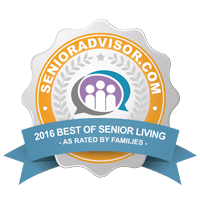 Wyndemere Assisted Living got the 2016 best of senior living award